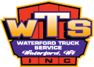 Waterford Truck Service Logo